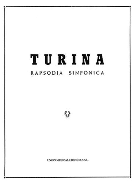 Turina Rapsodia Sinfonica F/s