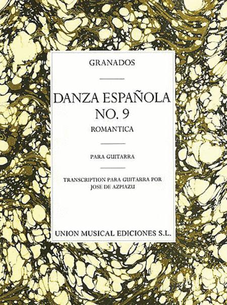 Granados Danza Espanola No.9