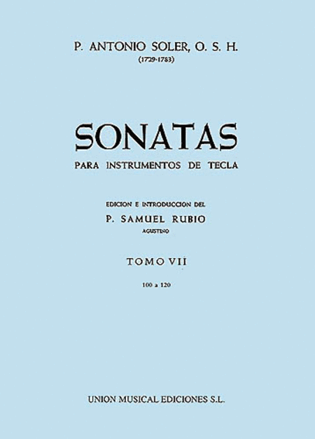 Sonatas - Volume 7