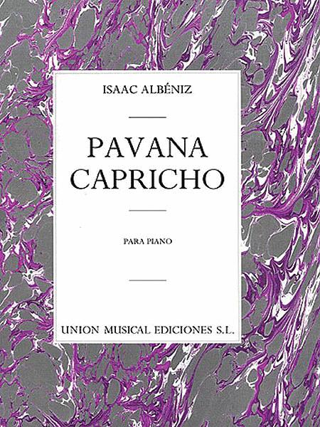 Pavana Capricho, Op. 12