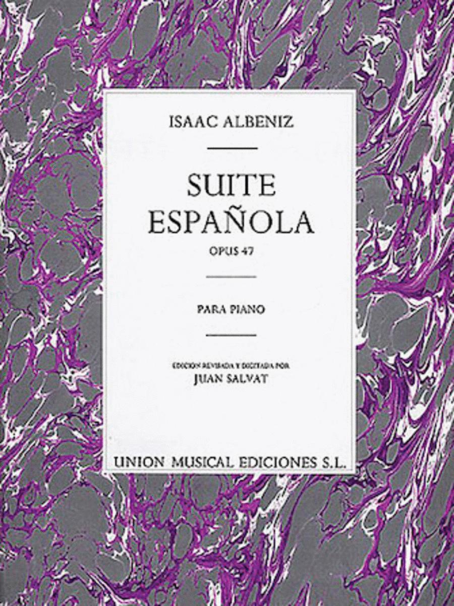 Isaac Albeniz: Suite Espanola Op.47