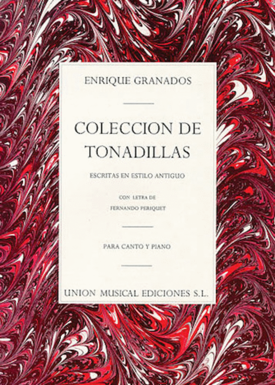 Coleccion de Tonadillas