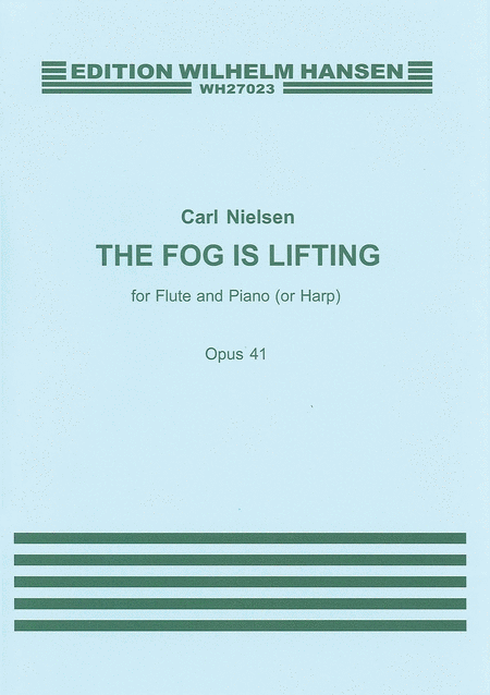 The Fog Is Lifting, Op.41