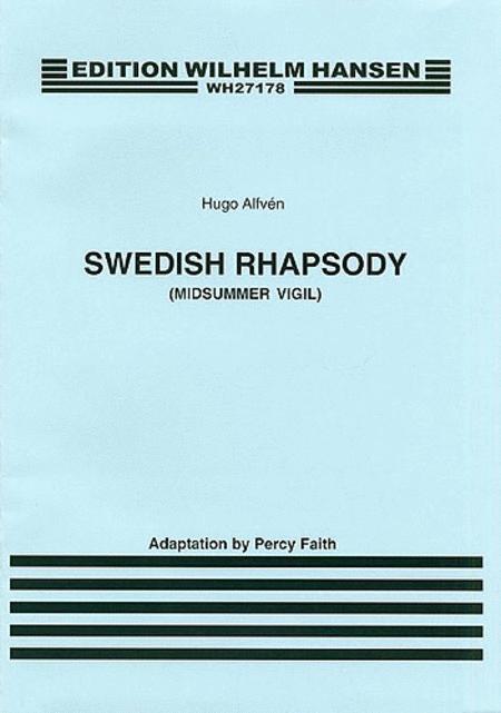 Hugo Alfven: Swedish Rhapsody For Piano (Arr. Percy Faith)