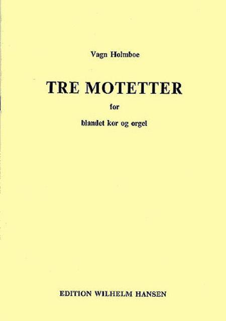 3 Motets