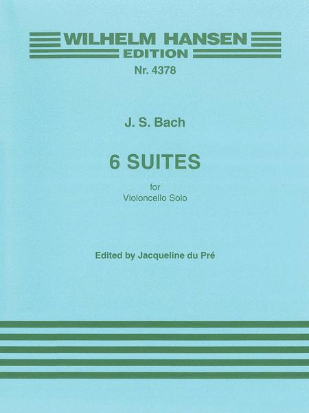 6 Suites for Solo Violoncello