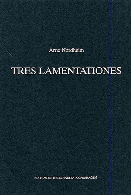 Tres Lamentationes