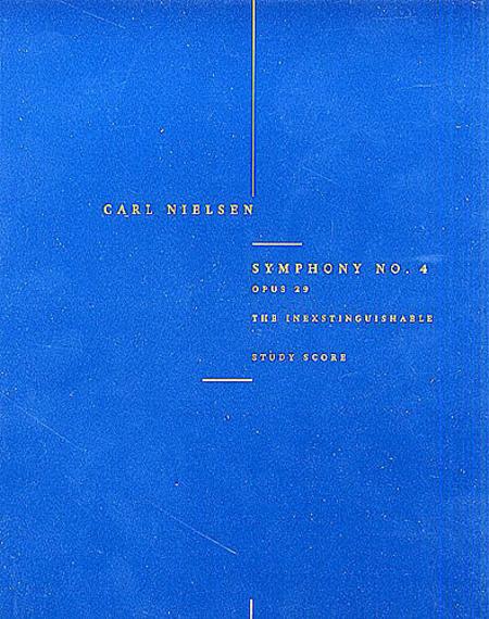 Symphony No. 4 The Inextinguishable Op. 29