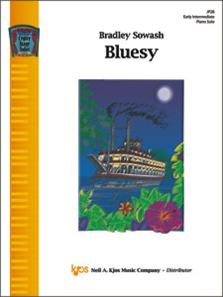 Bluesy