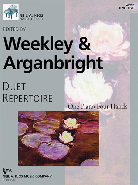 Duet Repertoire - Level 5