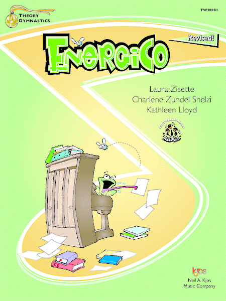 Theory Gymnastics: Energico (Level B)