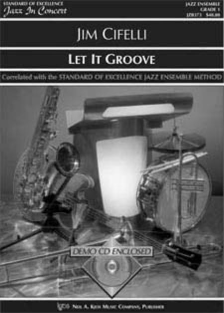 Let it Groove - Score