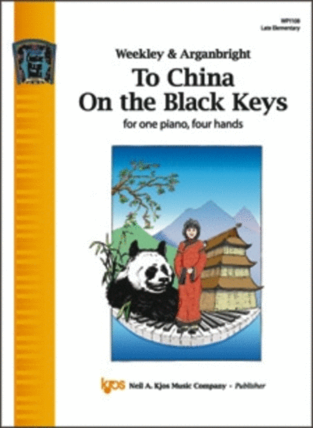 To China on the Black Keys