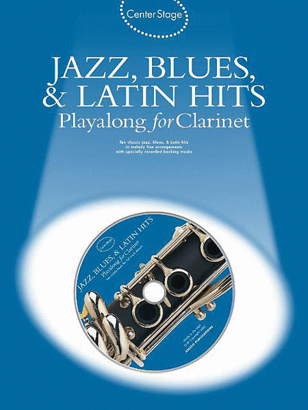 Jazz, Blues & Latin Hits Play-Along