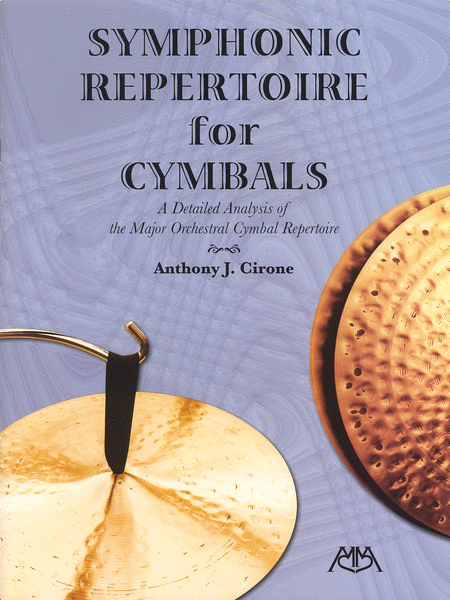 Symphonic Repertoire for Cymbals