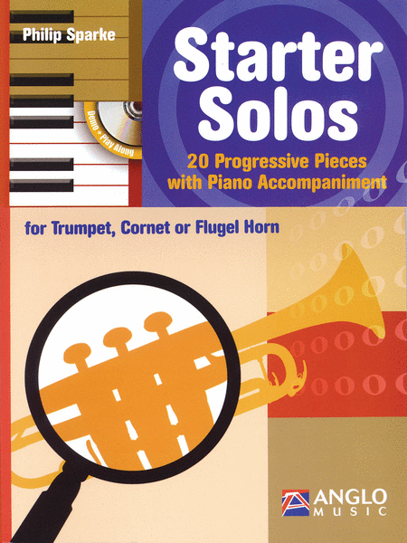 Starter Solos for Trumpet, Cornet or Flugel Horn