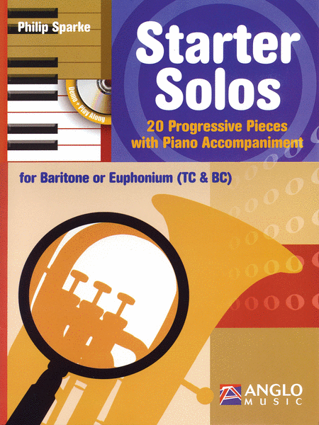 Starter Solos for Baritone or Euphonium (T.C. or B.C.)