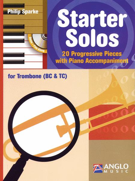 Starter Solos for Trombone (BC & TC)