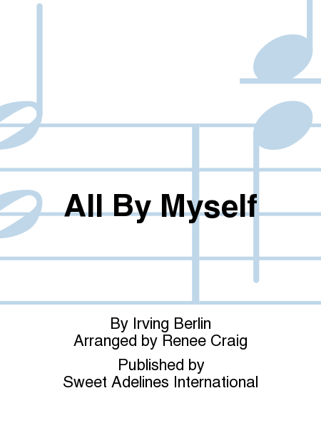 all by myself music sheet pdf