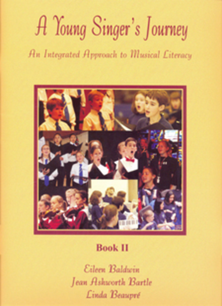 A Young Singer's Journey Workbook II