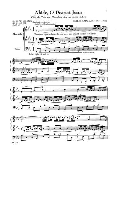 Wedding Music, Part II: Hymn Tune Preludes