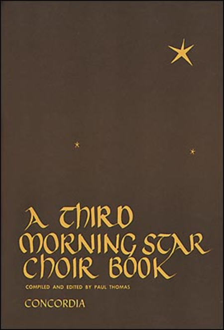 A Third Morning Star Choir Book