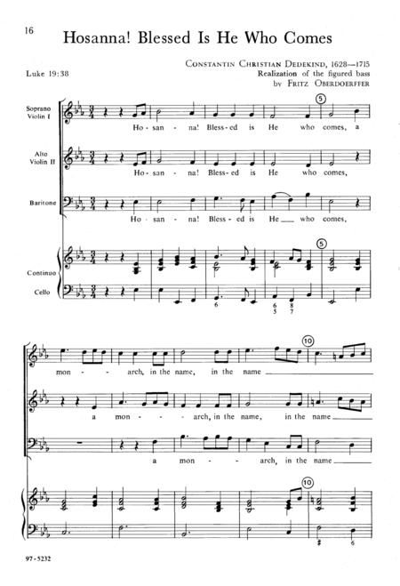 The SAB Choir Goes for Baroque
