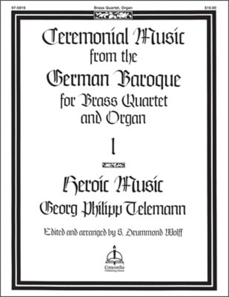 Heroic Music From Musique Heroique