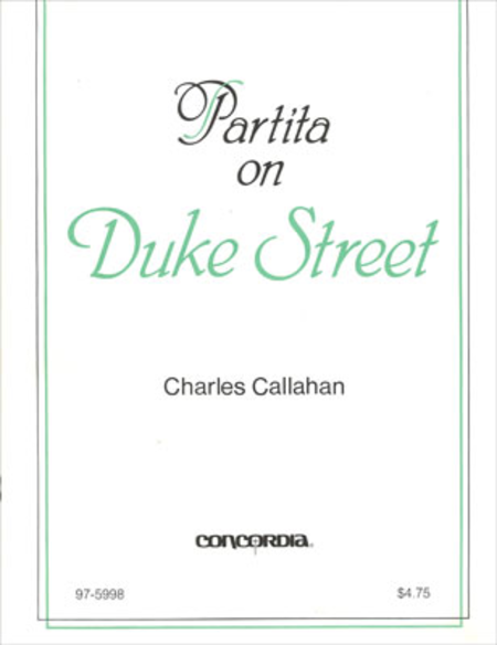 Partita on DUKE STREET