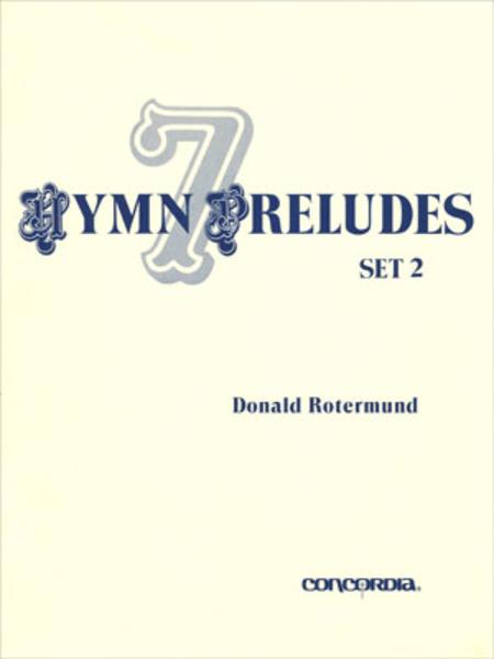 Seven Hymn Preludes, Set 2