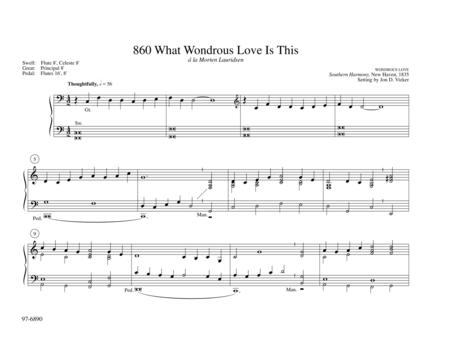 Hymnal Supplement 98: Organ Prelude Edition, Volume 3
