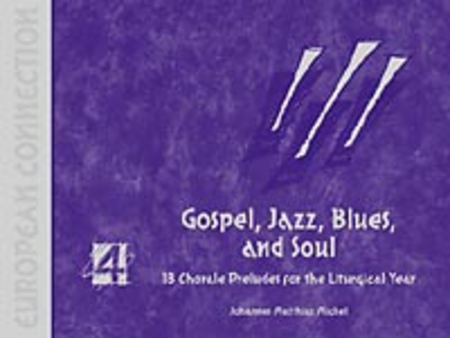 European Connection, Vol. 4: Jazz, Blues, Gospel and Soul