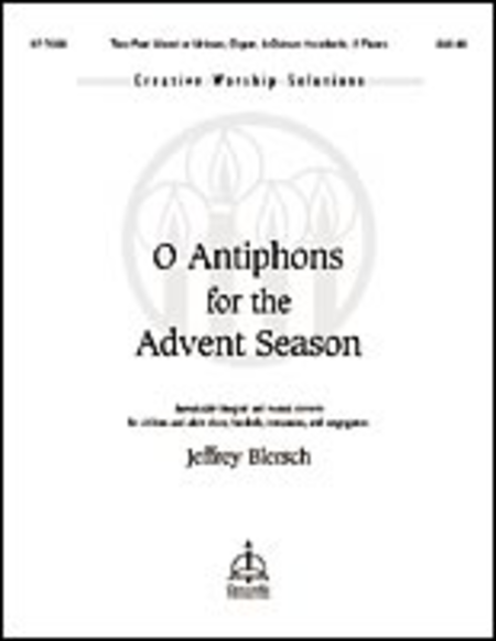 The Great O Antiphons (reproducible)