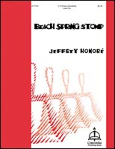 Beach Spring Stomp