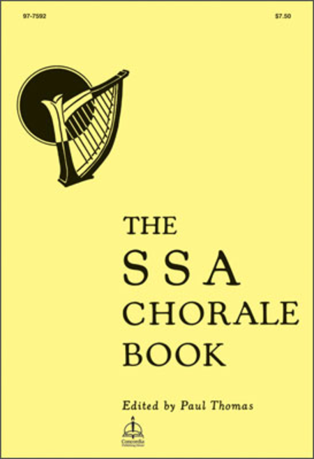 The SSA Chorale Book