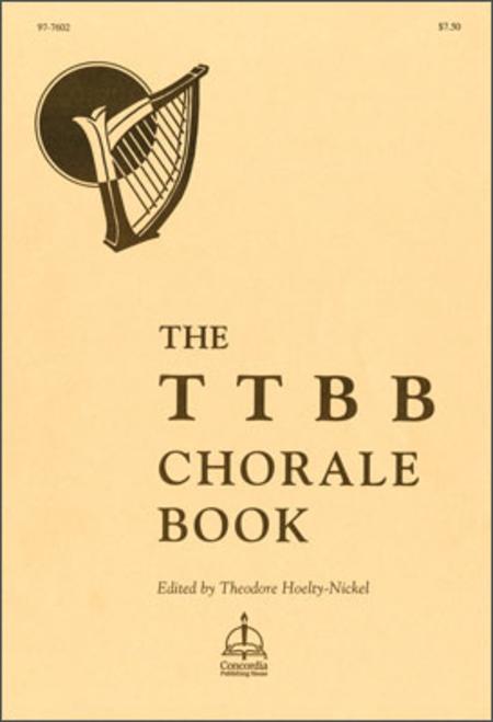 The TTBB Chorale Book