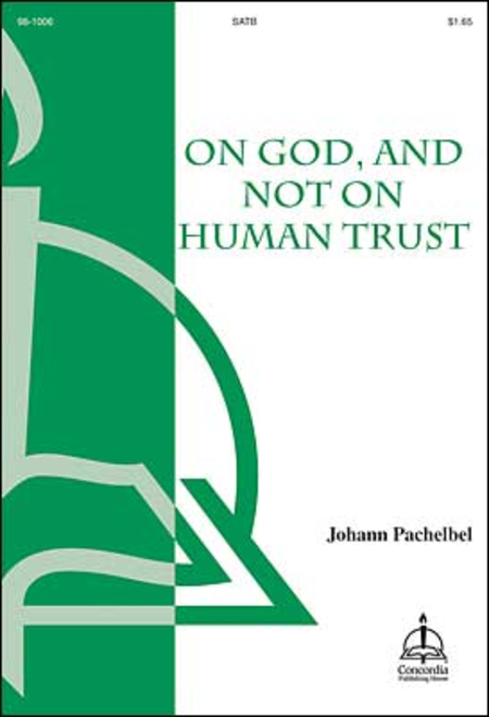 On God And Not On Human Trust