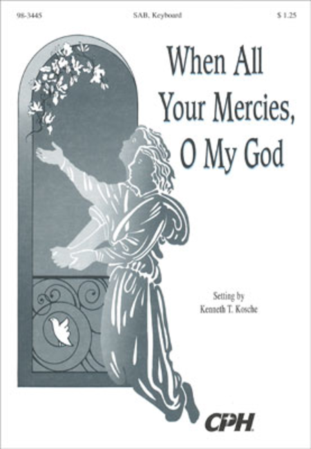 When All Your Mercies, O My God