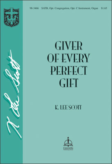 Giver Of Every Perfect Gift