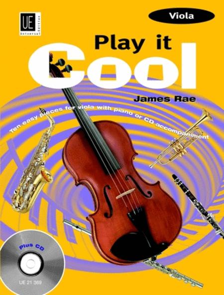 Play It Cool - Viola + CD
