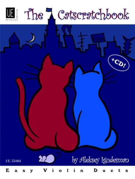 Das Katzenkratzbuch (the Cat Scratch Book)