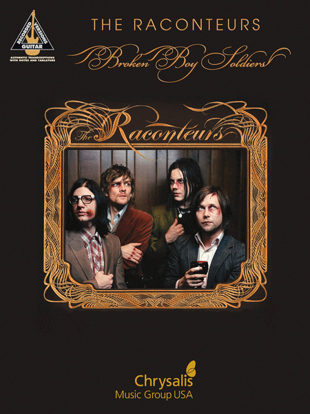The Raconteurs - Broken Boy Soldiers