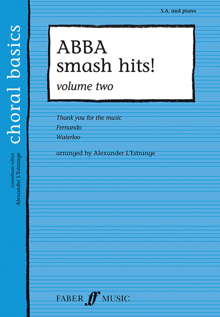 ABBA Smash Hits, volume 2 - SA
