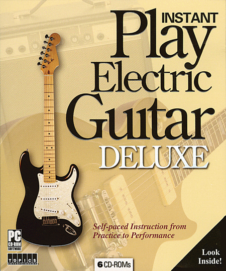 Instant Play Electric Guitar Deluxe