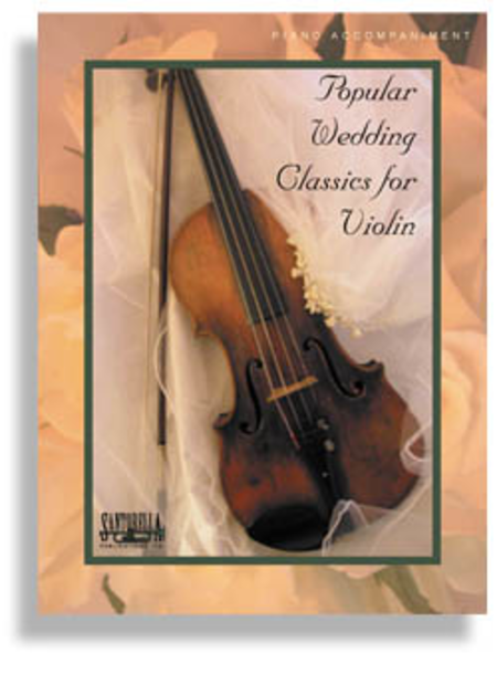 Popular Wedding Classics for Violin