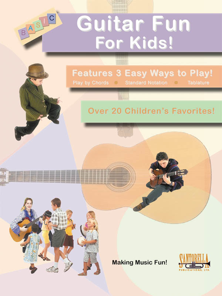 Guitar Fun for Kids!