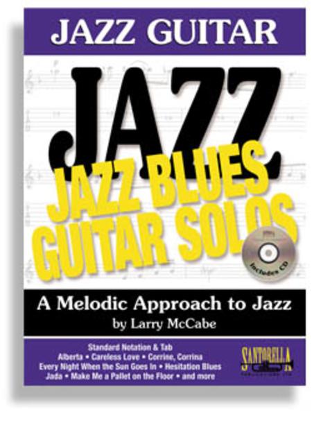Jazz Guitar - Jazz Blues Guitar Solos