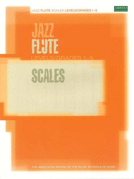Jazz Flute Scales