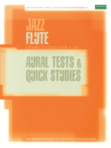 Jazz Flute Aural Tests & Quick Studies