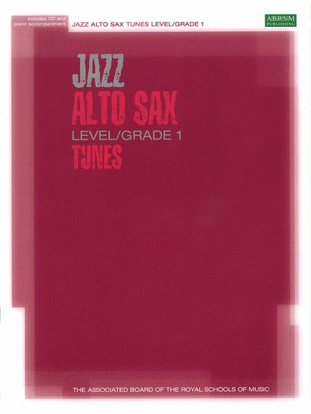 Jazz Alto Sax Tunes